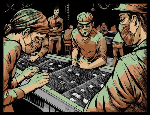 Ansiedad contractual: Día de los Trabajadores explotados