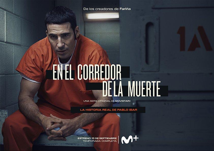 """El caso de Pablo Ibar, en pantalla: Movistar+ lanza la serie """"En el corredor de la muerte"""", protagonizada por Miguel Ángel Silvestre"""