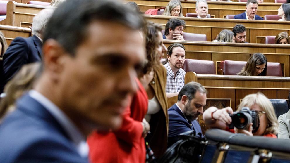 Sánchez, Iglesias y sus egos nos llevan a elecciones el 10 de noviembre
