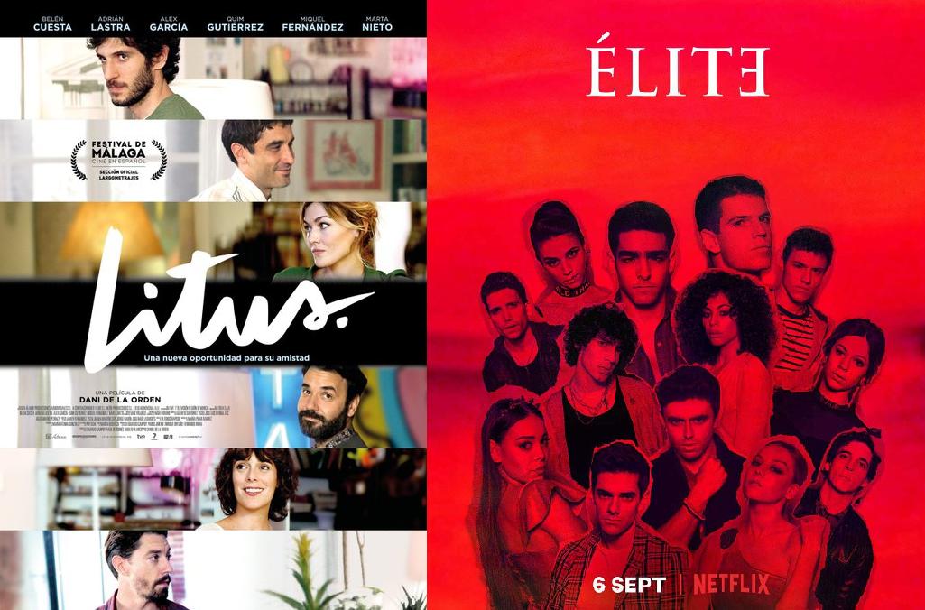 Cinecesidad Ep.2 : Litus y Élite temporada 2