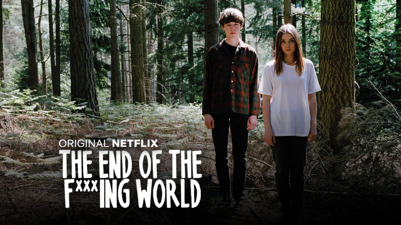 CINECESIDAD Ep.6 : 'THE END OF THE F***ING WORLD' (Temporada 2)