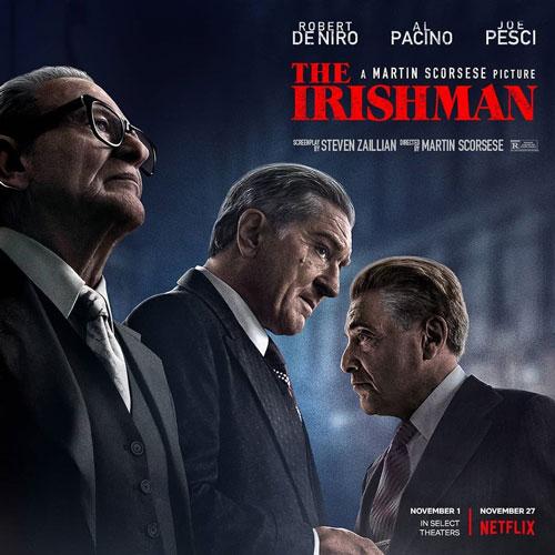 CINECESIDAD Ep.7 :'El Irlandés' (The Irishman)