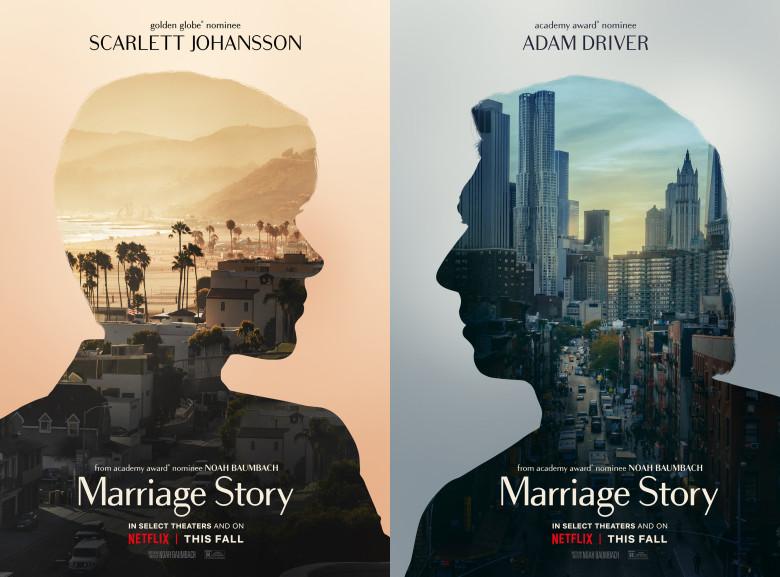 CINECESIDAD EP.8 :'Historia de un matrimonio' (Marriage story)