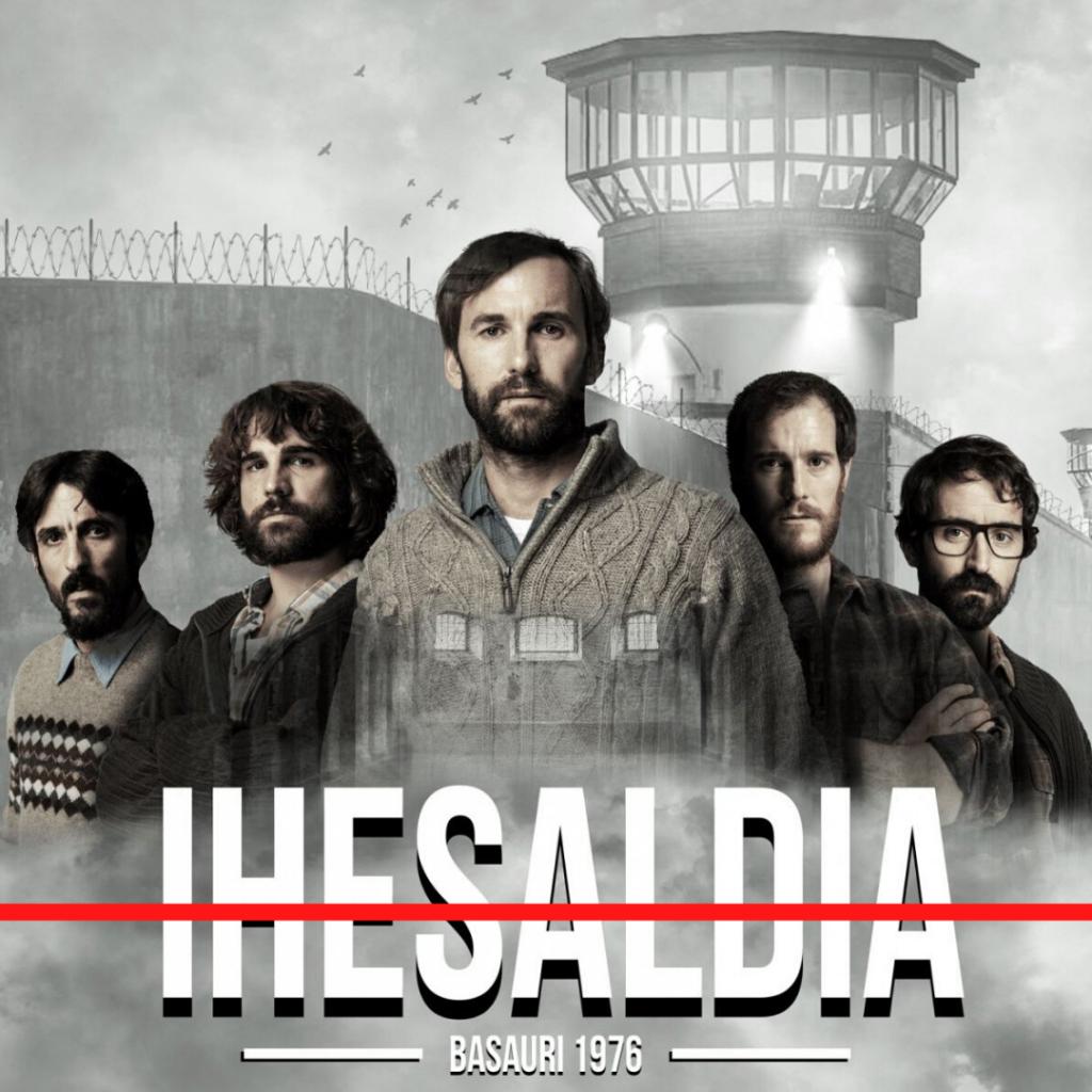 Cartel de la serie Ihesaldia