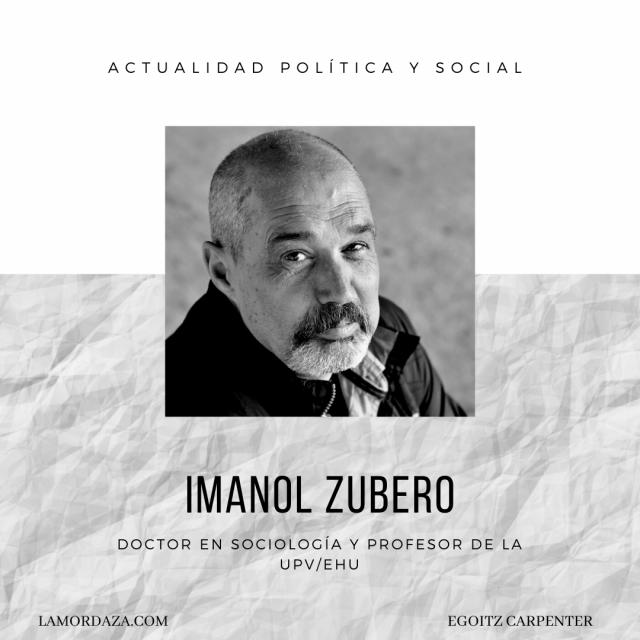 Imanol Zubero