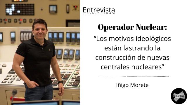 Entrevista a Operador Nuclear