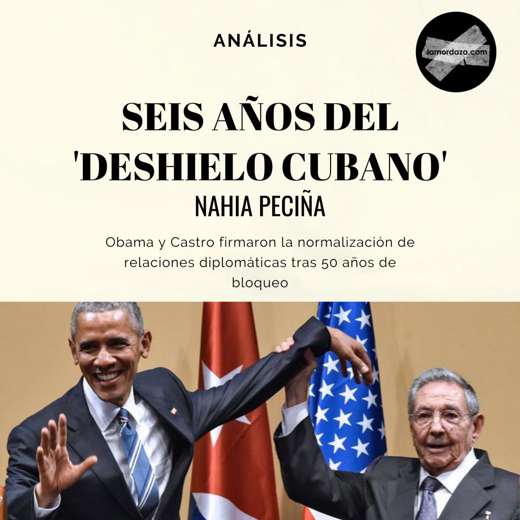 deshielo cubano