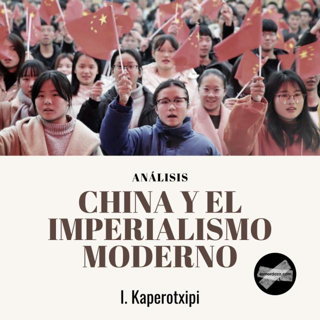 China y el imperialismo