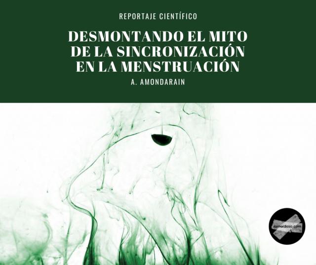 Sincronización en la mestruación