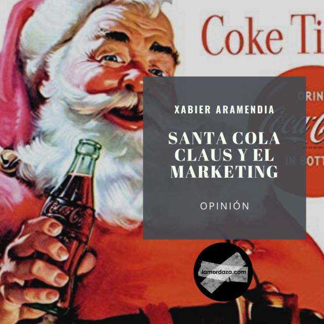 Santa Cola Claus