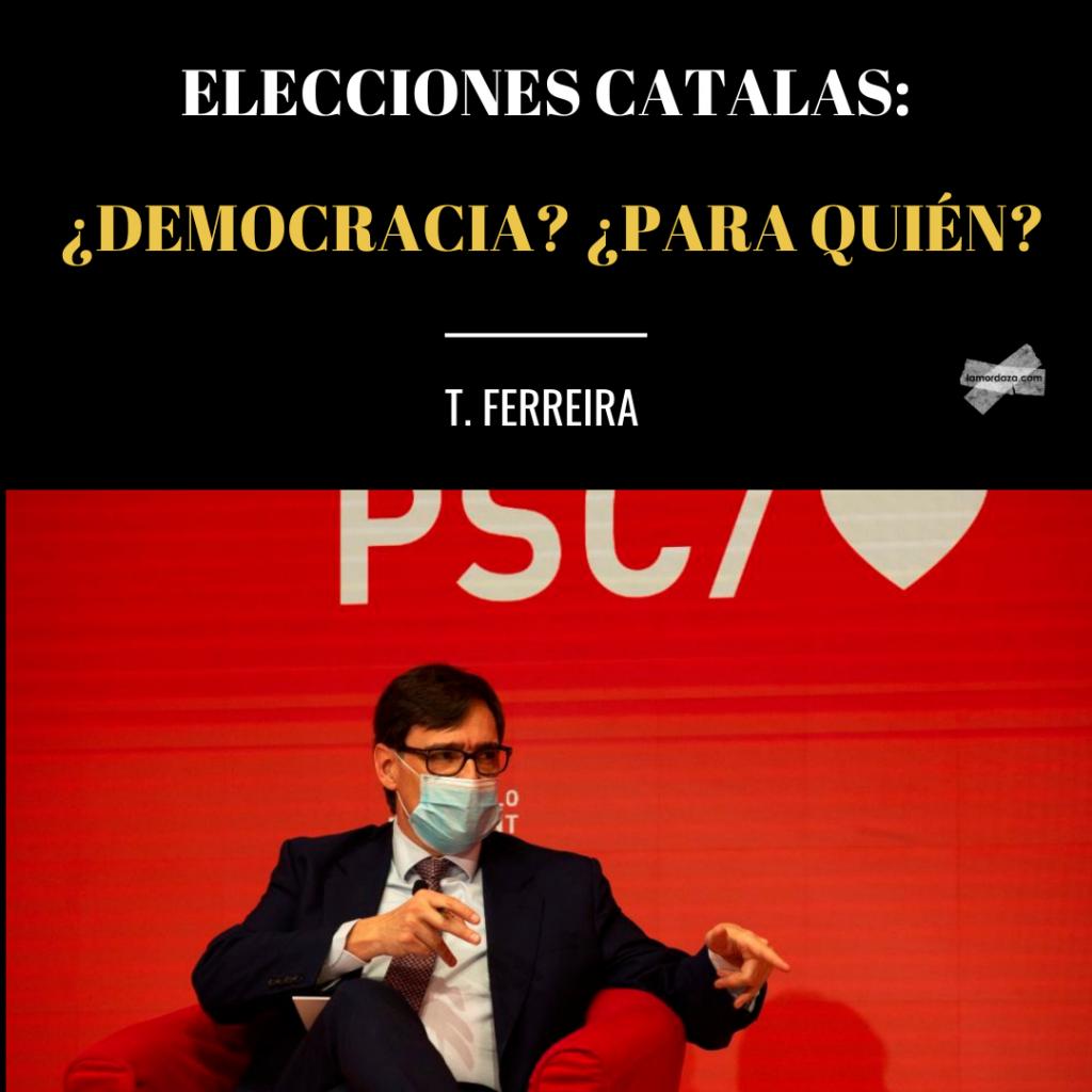 elecciones Catalunya