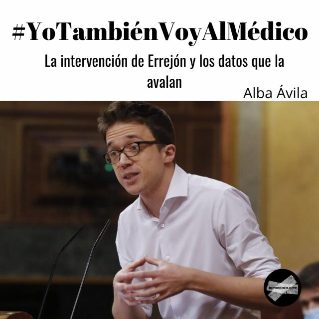 #YoTambiénVoyAlMédico