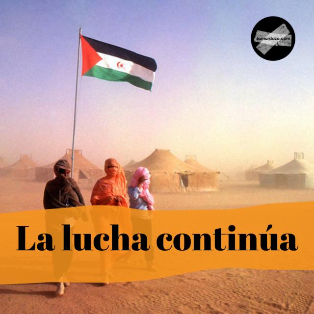 Sáhara, la lucha continúa