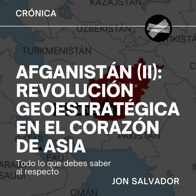 Afganistán. Imagen CC.